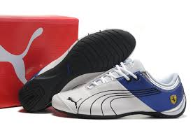 future ferrari puma ferrari future cat shoes white blue black puma ferrari