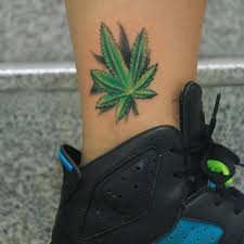 photo collection rasta weed tattoo designs