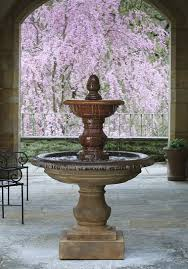 large outdoor fountains free shipping on all big water features