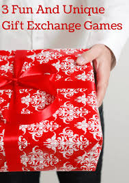 a new layer to holiday gift exchanges gift exchange games free
