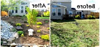 easy low maintenance backyard landscaping ideas outdoor