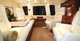 Private Jet Interiors Inside Donald Trump U0027s 7 Million Private Chopper