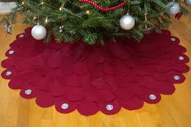 excelentristmas tree skirt pattern image inspirations