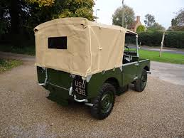 land rover series 1 1951 land rover series 1 80 u201d coys of kensington