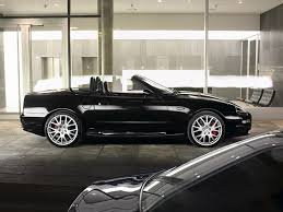 stanced maserati maserati gransport spyder technical details history photos on