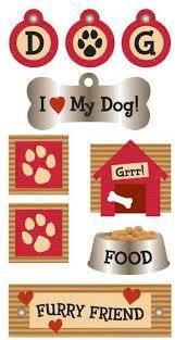 Dog Scrapbook Album Sandylion Dog Scrapbooking Stickers 123stitch Com