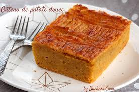 comment cuisiner les patates douces recettes recette du gâteau patate douce selon duchess cook
