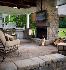 outdoor livingroom cozy outdoor living space with tv stand furniture