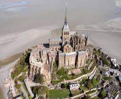 Mont Saint Michel Interior Super Punch Mont Saint Michel