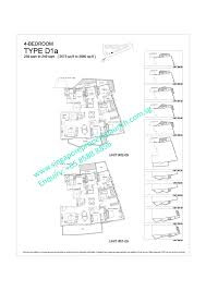 The Interlace Floor Plan Corals Keppel Bay Luxurious Condo By Keppel Land Top Obatined