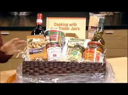 trader joe s gift baskets how to make a trader joe s gift basket anyone would