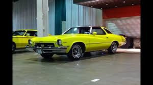 Buick Muscle Cars - 1973 buick gran sport stage 1 sun coupe u0026 engine sound on my car