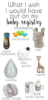 baby registrys 25 best my registry ideas on baby gear essentials