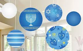 hannukkah decorations hanukkah lantern balls for a bold and festive decoration