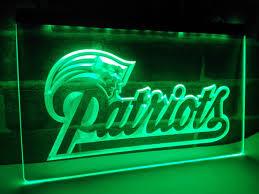 aliexpress com buy ld071 new england patriots soccer led neon