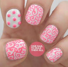 20 pretty in pink nail designs more com