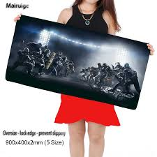 optical center siege mairuige gaming mousepad computer mice mat optical speed play mats