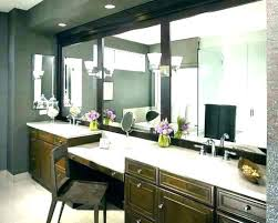 ideas for bathrooms bathroom makeup vanity bathroom makeup vanity height in ideas for