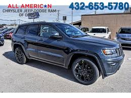 blue jeep grand cherokee srt8 jeep grand cherokee in odessa tx all american chrysler jeep