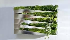 indoor wall herb garden diy edn by ryan woltz is an indoor wall