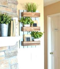 planters that hang on the wall wooden wall planters hanging wall planter indoor hanging wall