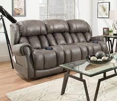 Homestretch Reclining Sofa Home Stretch Living Room Atlantis Power Reclining Sofa 057078