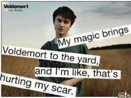Harry Potter Birthday Meme - harry potter rap