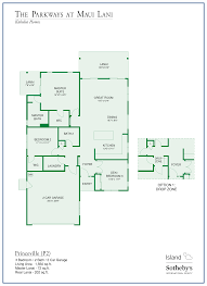 parkways at maui lani homes for sale