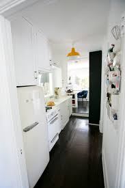 A Kitchen In Black And White Panda S House by 10 Home Appliances For Small Space Renters Apartment Therapy
