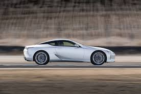 lexus good used car buy lexus lc 500 8th place 2017 motor trend u0027s best driver u0027s car