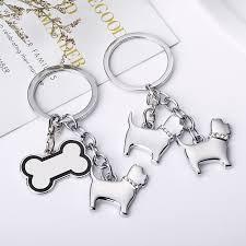 classic dog ring holder images Lovely alaska husky pendant key chain dogs keychains pet key jpg