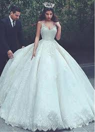 v neck wedding dresses buy discount junoesque lace v neck neckline gown wedding