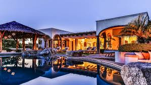 Cabo Mexico Map by Casa Mar Luxury Retreats
