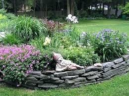 Rock Borders For Gardens Rock Landscaping Borders Best Landscape Borders Ideas On