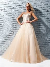 a line princess sweetheart long peach sequin tulle evening prom dress