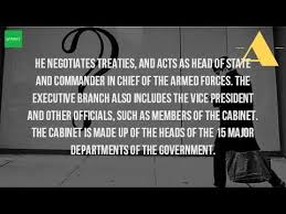 Cabinet Executive Branch What Makes Up The Executive Branch Of Government Youtube