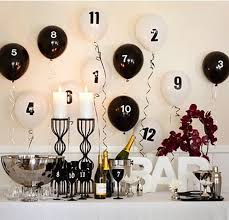 New Year Party Decoration Ideas At Home 120 Best Black U0026 White New Year U0027s Eve Party Images On Pinterest