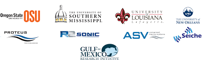gulf logo history ladc gemm u2013 gulf ecological monitoring and modeling