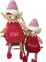 cubbies christmas elf teddy
