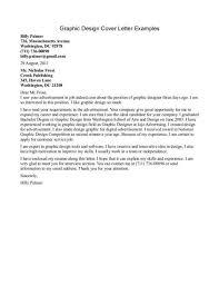 graphic designer cover letter for resume cover letters for graphic designers cover letter template