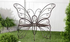Butterfly Patio Chair Beautiful Garden Butterfly Patio Chair By Giftcraft Great Choice