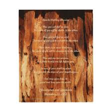 wood wall zazzle