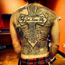 92 cool tattoos for your back tattoozza