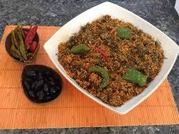 recette cuisine couscous tunisien recette de plat principal couscous tunisien au fenouil farfoucha