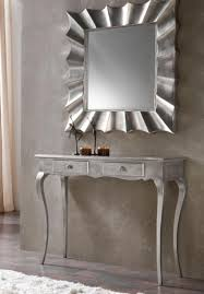 White Hallway Table White Hallway Table Design With Mirror Home Interiors