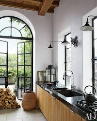Kitchen Cabinet Chic Build Banquette 2018 Design Trends Kitchen Emily Henderson
