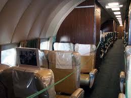Lockheed Constellation Interior Trans World Airlines Lockheed Constellation