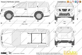 http fcollect com images nissan pathfinder dimensions 1 jpg