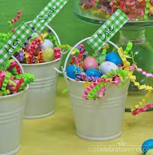 easter pails mini easter pails the celebration shoppe