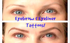eyeliner tattoo images eyebrows eyeliner tattoos before after permanent cosmetics youtube